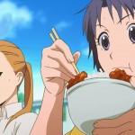 Gyudon (riso al vapore con straccetti di manzo alla giapponese)