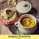 Zuppa di carote e finocchi arrosto con focaccine di Jamie