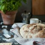 Pane no-knead cotto in pentola