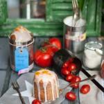 Tomato soup cakes