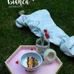 Granola di quinoa bianca