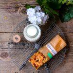 Barrette energetiche – avena, goji e semi