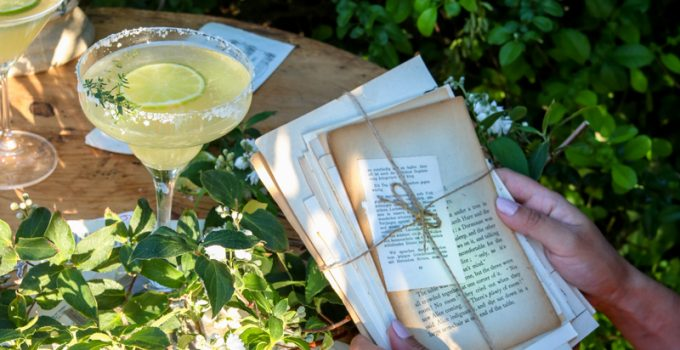 Margarita timo e miele d'abete